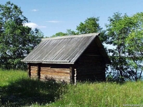 Баня Фошкиной из д. Каскесручей