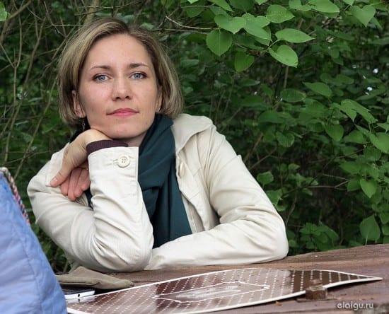 Алина Чубурова