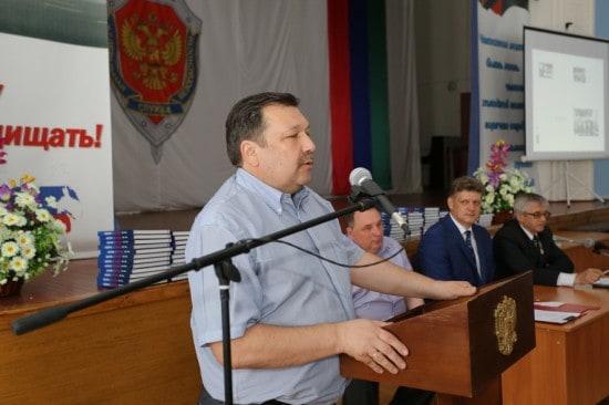 Доктор исторических наук Сергей Веригин