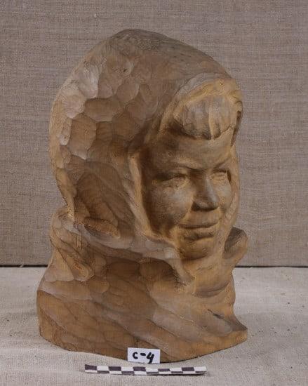 Портрет мальчика. Собственность музея ИЗО РК