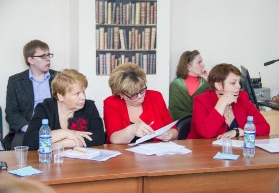 На коллегии Минобразования РК. Фото minedu.karelia.pro