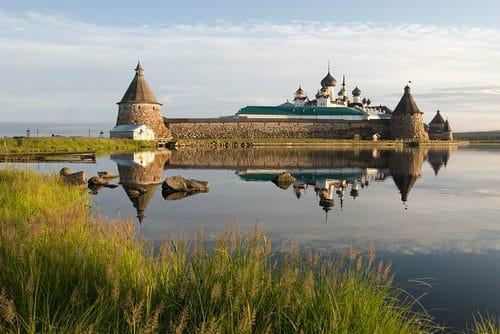 Соловки. Фото с сайта venividi.ru