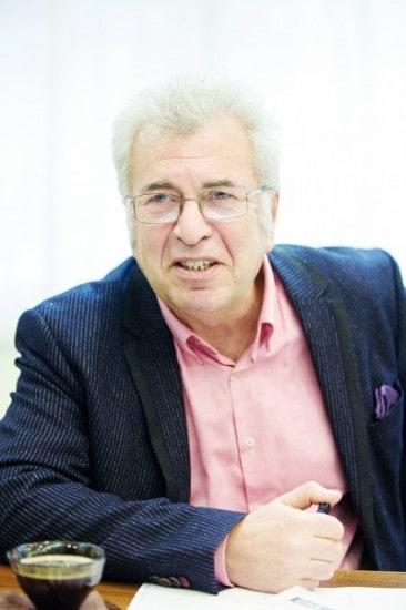 Евгений Ямбург. Фото pravmir.ru