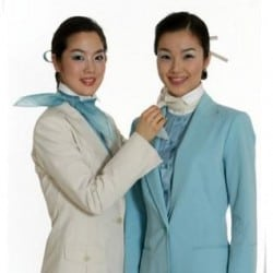 Корейские стюардессы