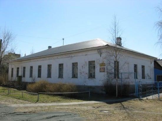 Здание заводского приходского училища