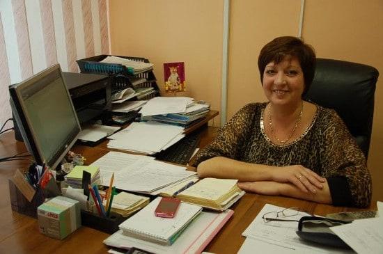 Татьяна Львовна Мяделец, заведующая детсадом №71