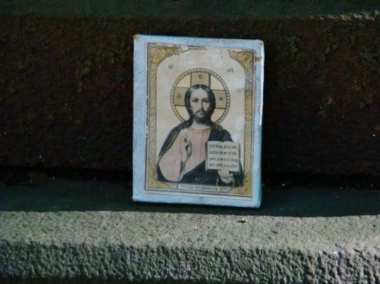 На могиле Пименовых. сентябрь 2014 года