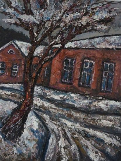 Илья Растатурин. Красный дом