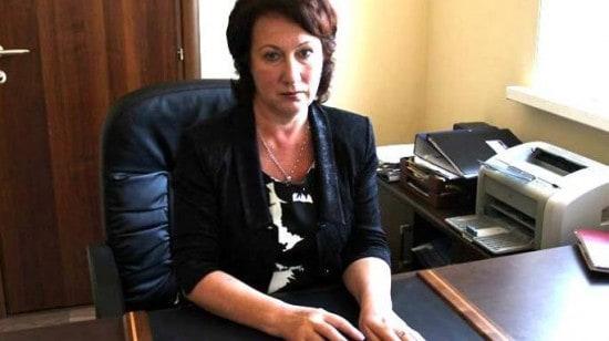 Светлана Чечиль. Фото с сайта ТВР-Life