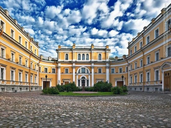 Музей-усадьба Державина в Санкт-Петербурге (фото с сайта музея