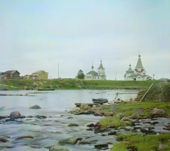 Шуерецкое. Фото С.М. Прокудина-Горского