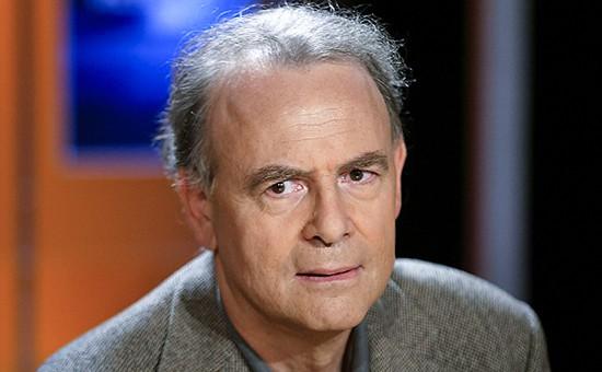 Французский писатель Патрик Модиано Фото: AFP