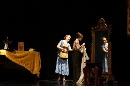 Национальный театр Карелии пригласил на премьеру спектакля «Мария Каллас. Безответная жизнь»