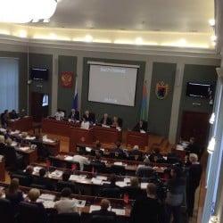 Депутаты утвердили Оксану Старшову детским омбудсменом республики, не задав ей ни одного вопроса