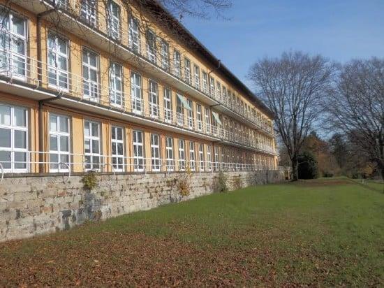 Госпиталь для раненых Первой мировой войны