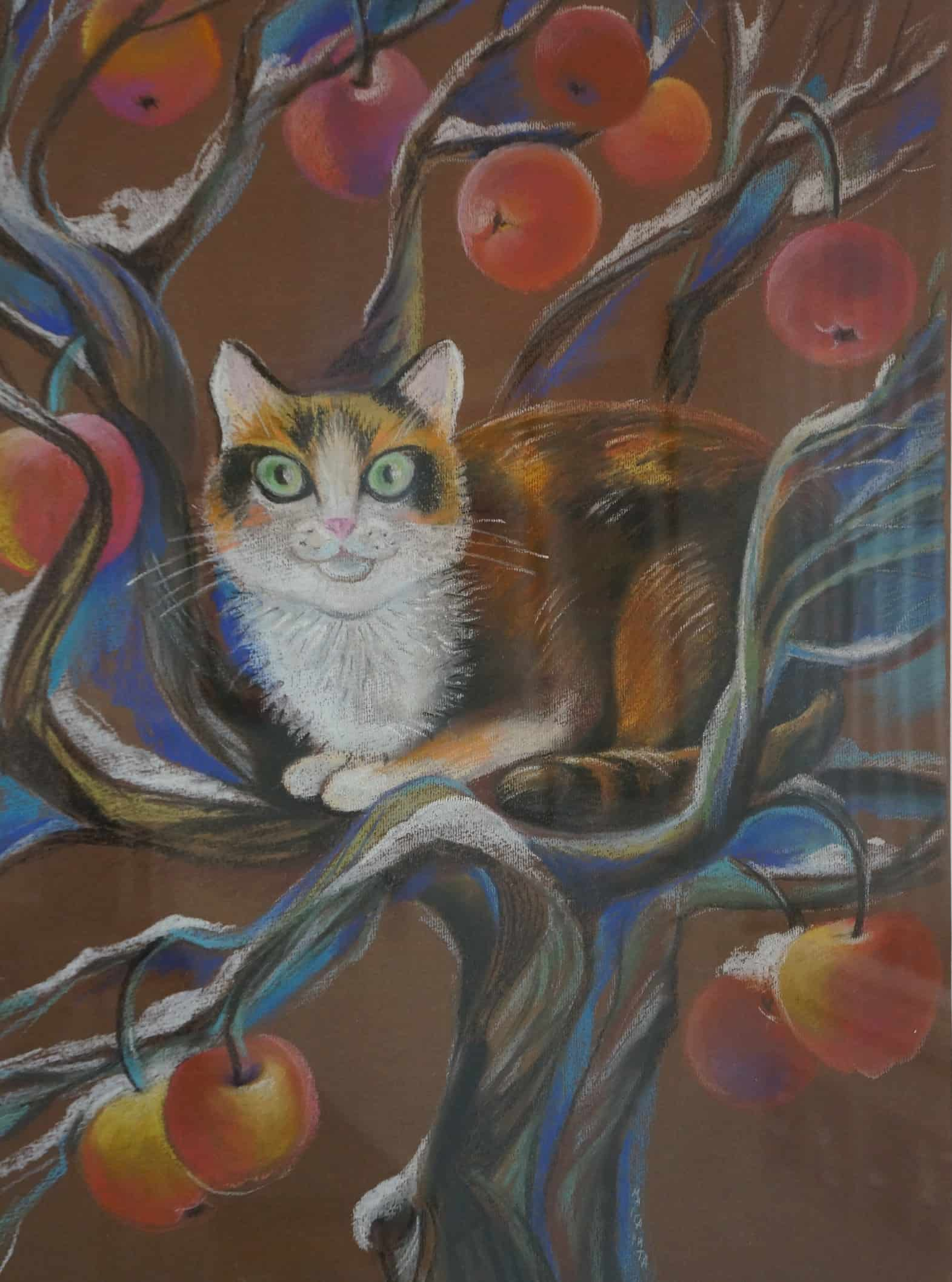 Маргарита Юфа. Королева яблони