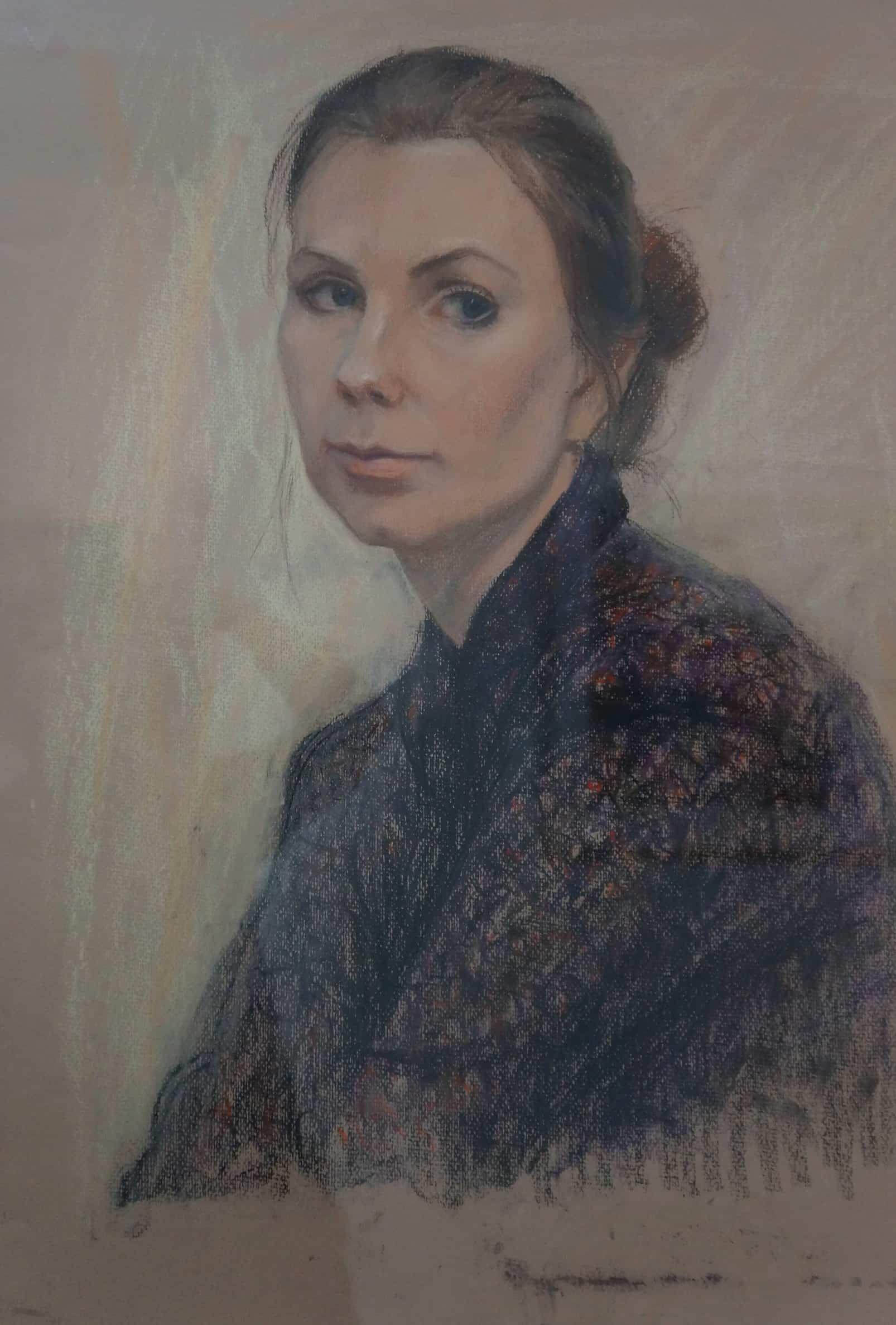 Жанна Свиридникова. Портрет