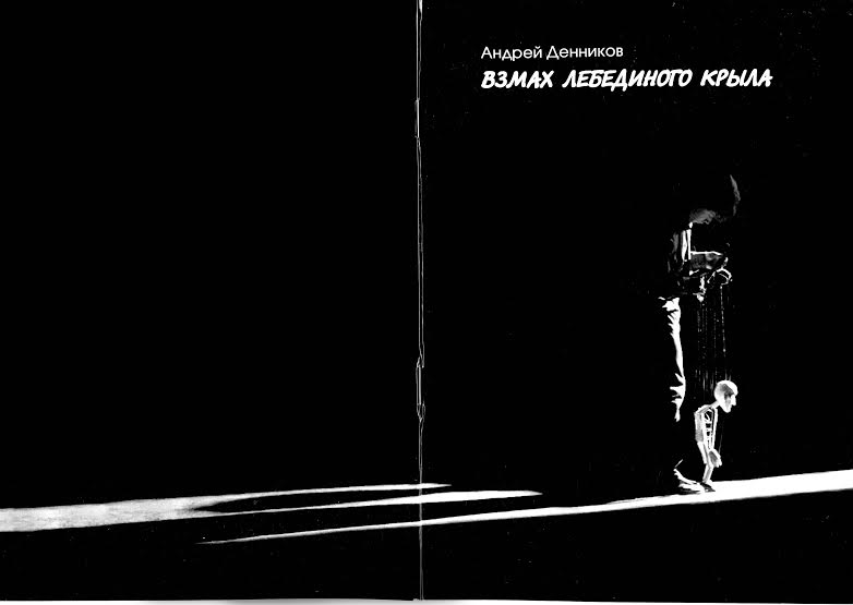 Обложка первого издания книги Андрея Денникова, увидевшей свет в петрозаводском Центре культурных инициатив в 2008 году