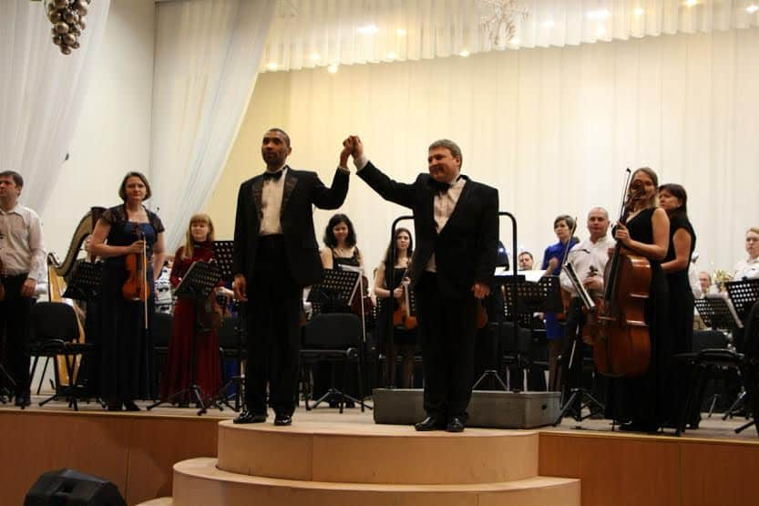 Новогодний концерт в Карельской филармонии