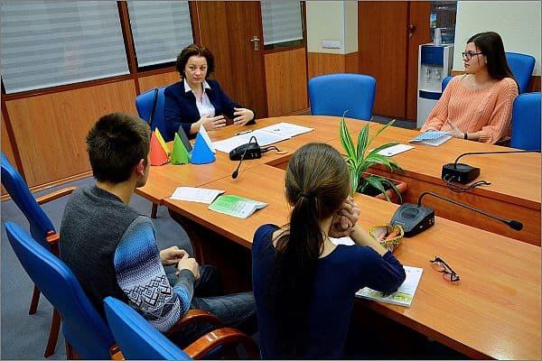 Состоялось первое в 2015 году занятие Сократовского клуба ПетрГУ