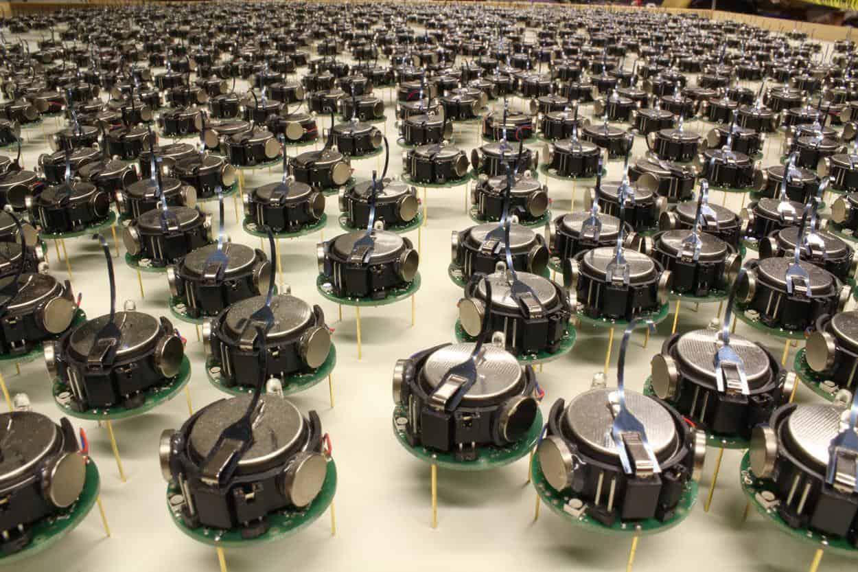 kilobot-swarm