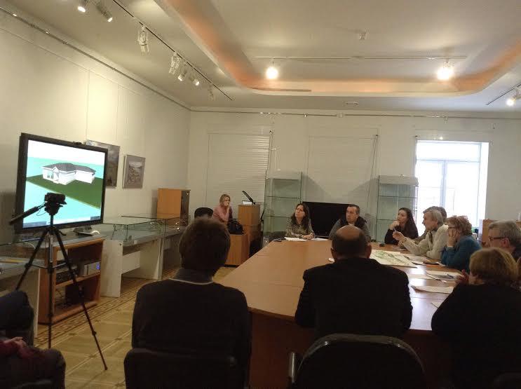 """Заседание рабочей группы Общественного совета музея """"Кижи"""""""