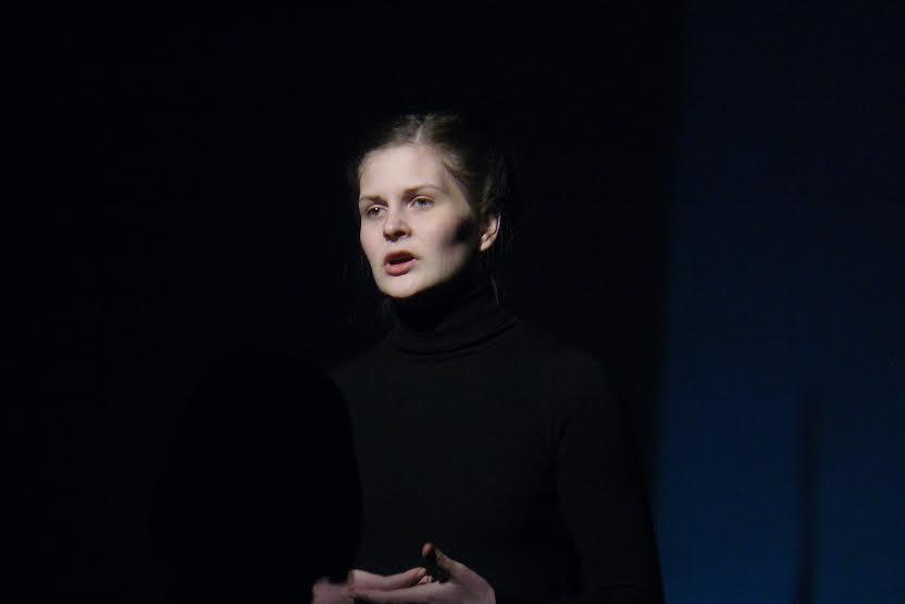 Спектакль «Шоа»показали в Петрозаводске в Международный день памяти жертв Холокоста студенты из Санкт-Петербурга