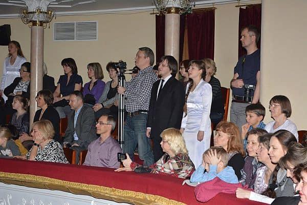 Фестиваль имени Георгия Терацуянца