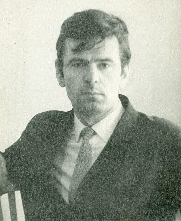 Эрик Тулин (1935 - 2003). Начало 80-х