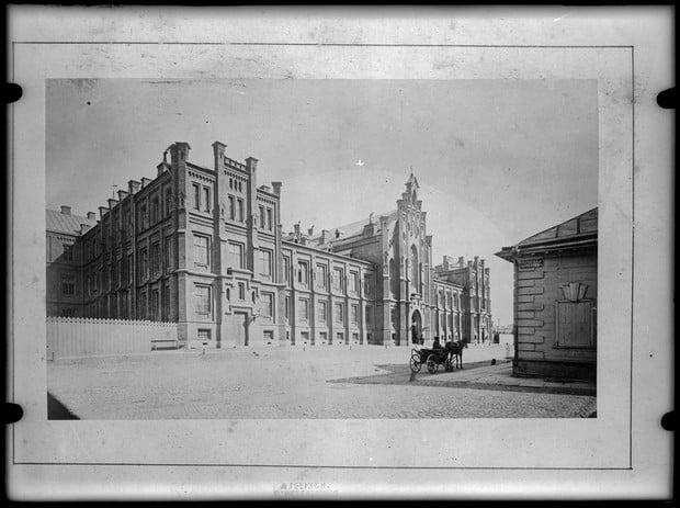 Первый евангелический госпиталь Петербурга