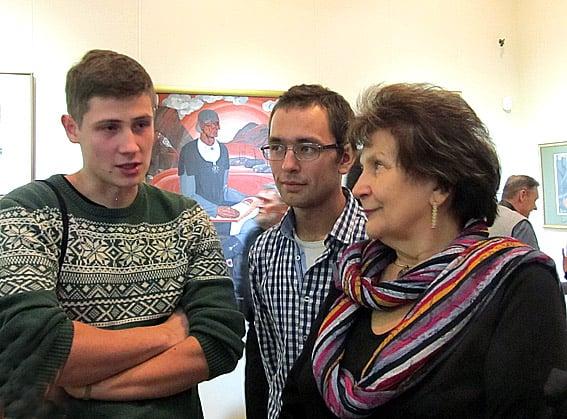 В Музее изобразительных искусств Карелии открылась выставка «Калевала». Современный взгляд»