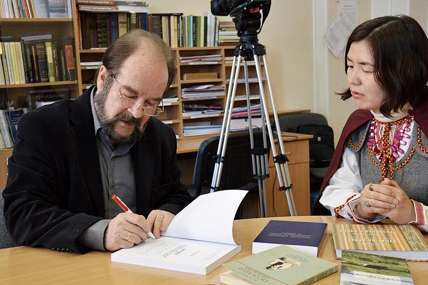 Алексей Конкка и Рёко Ямагучи
