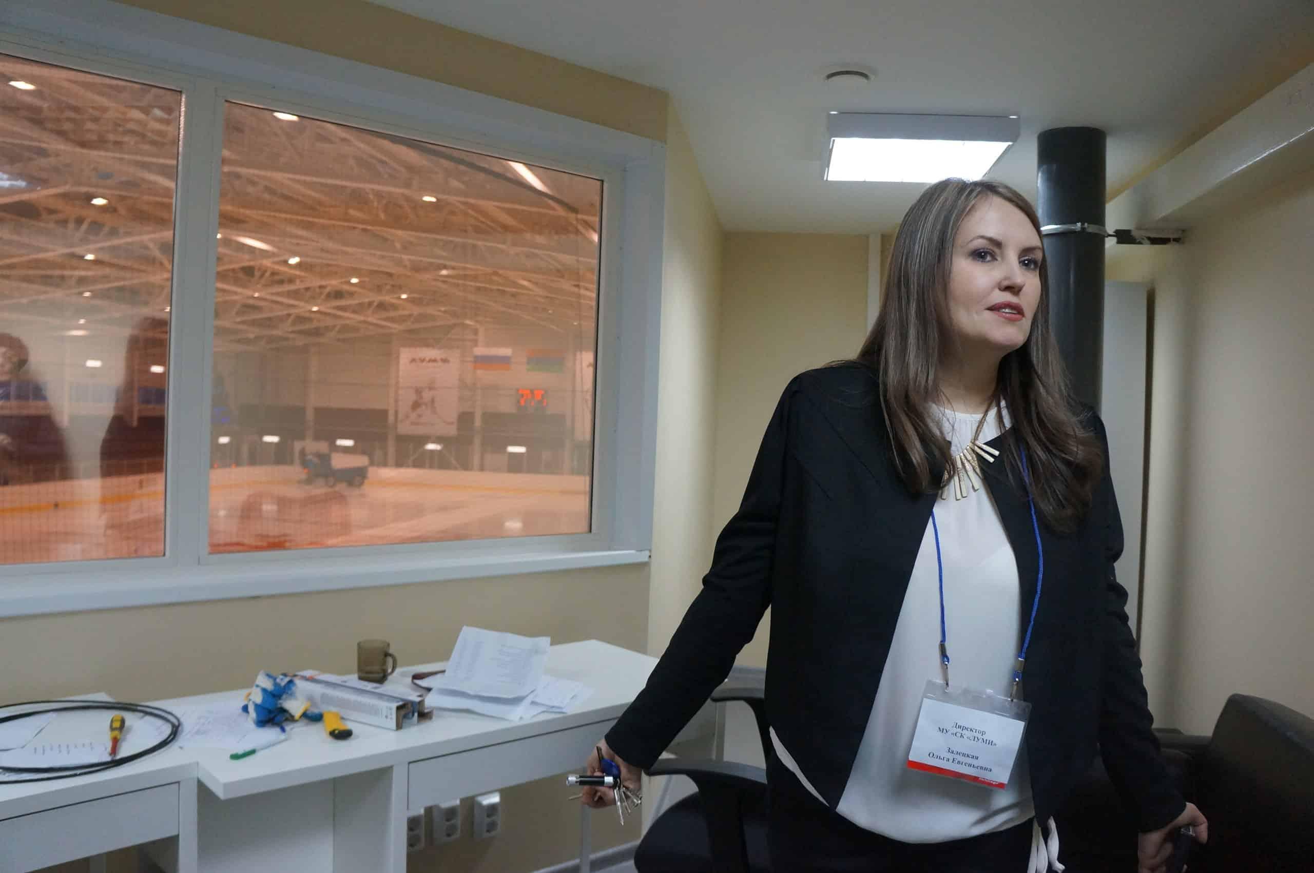 Ольга Залецкая