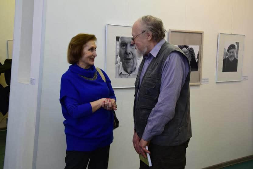 Наталья Гальцина и Борис Гущин