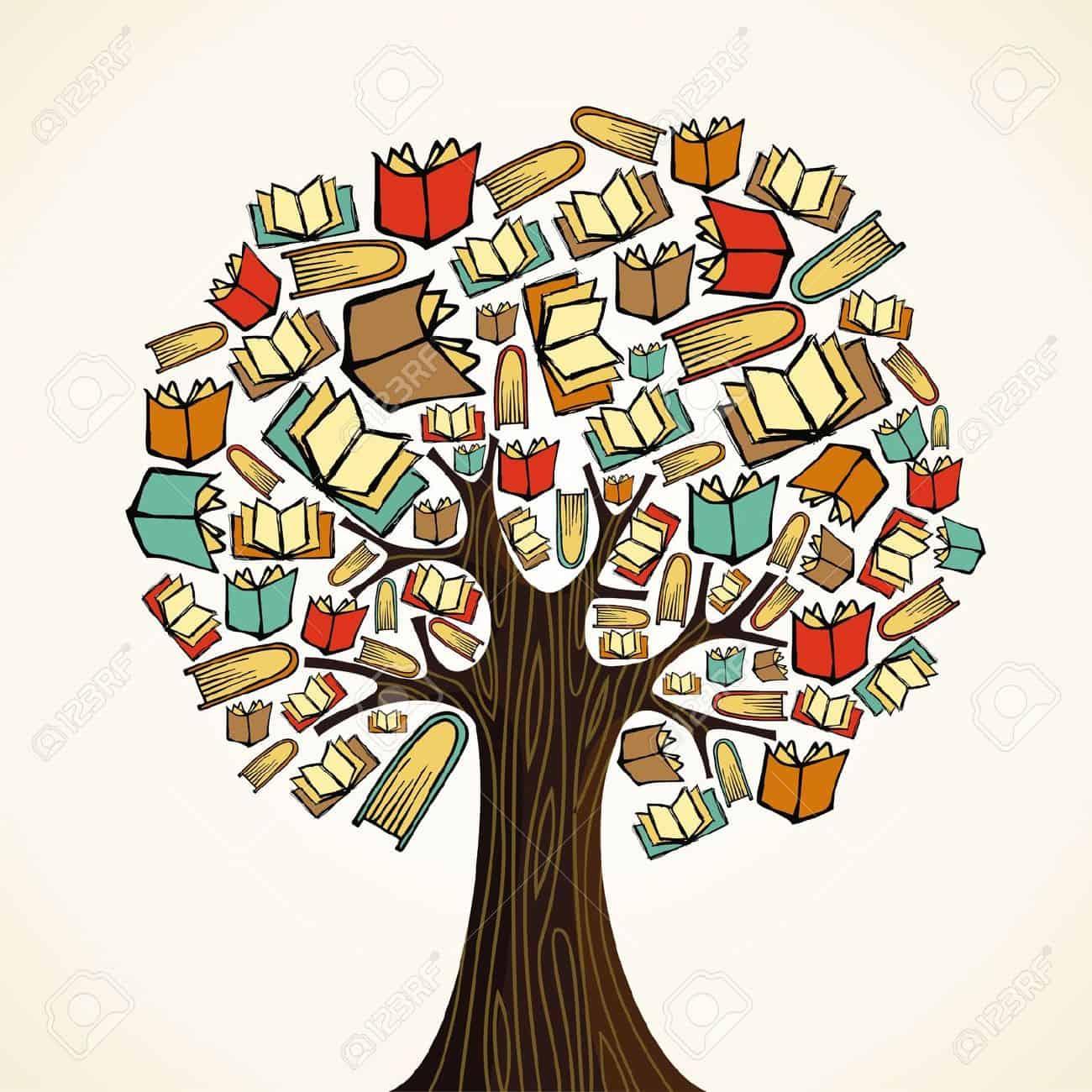 Книжное дерево