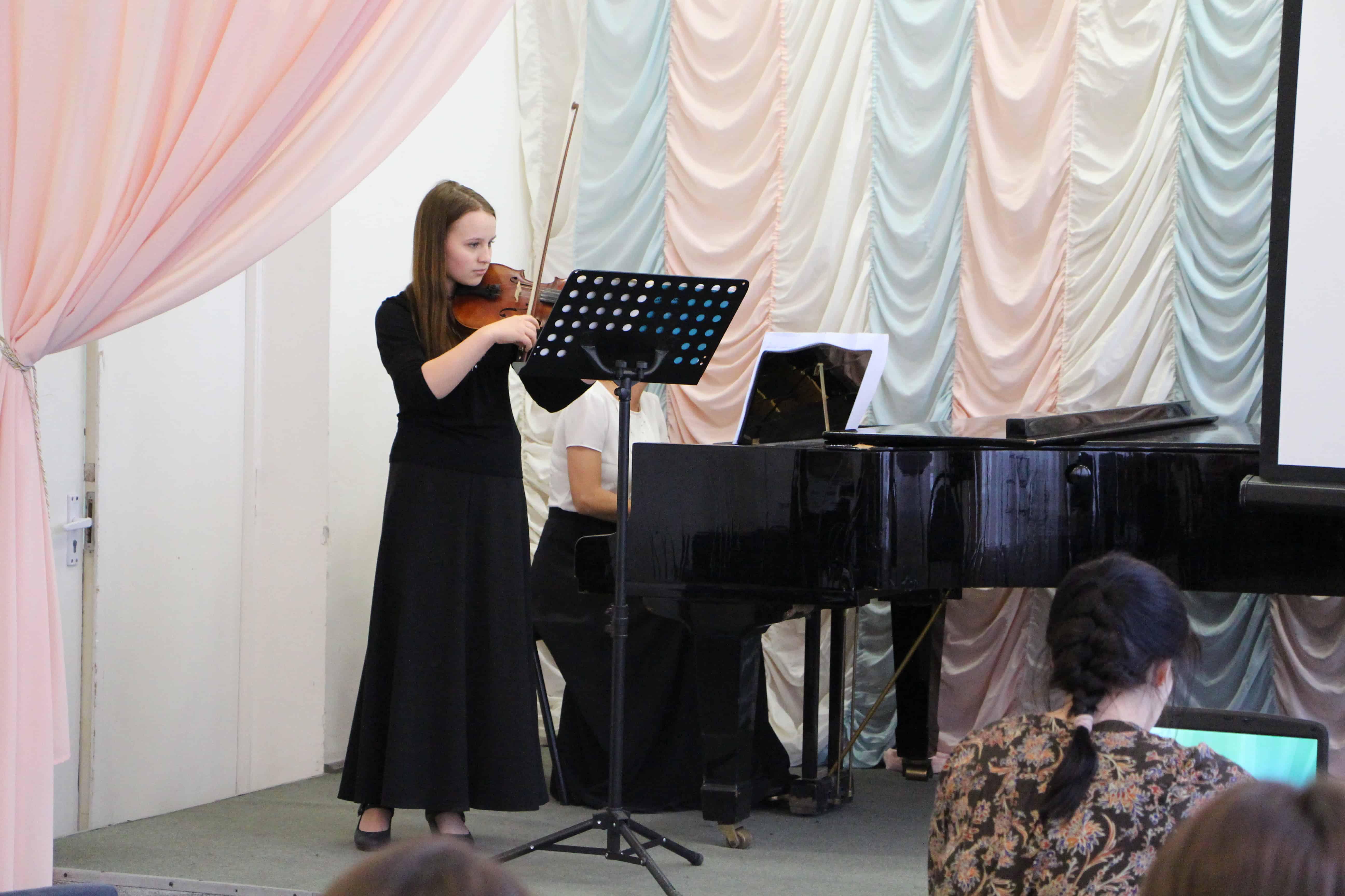 Второй Всероссийский фестиваль искусств «Концертино для мастеров и юных артистов»
