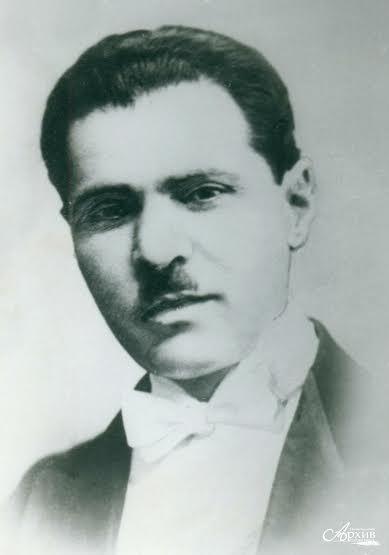 Л.Я. Теплицкий. 1930-е гг. Место и автор съемки не установлены