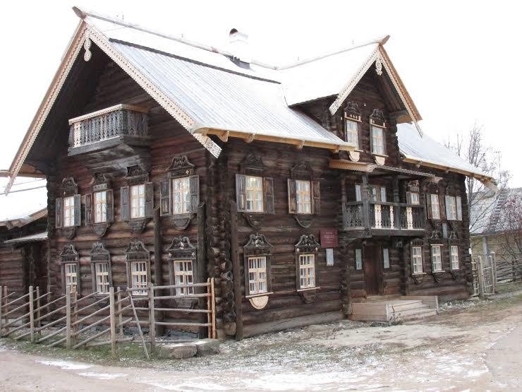 Дом Мелькиных