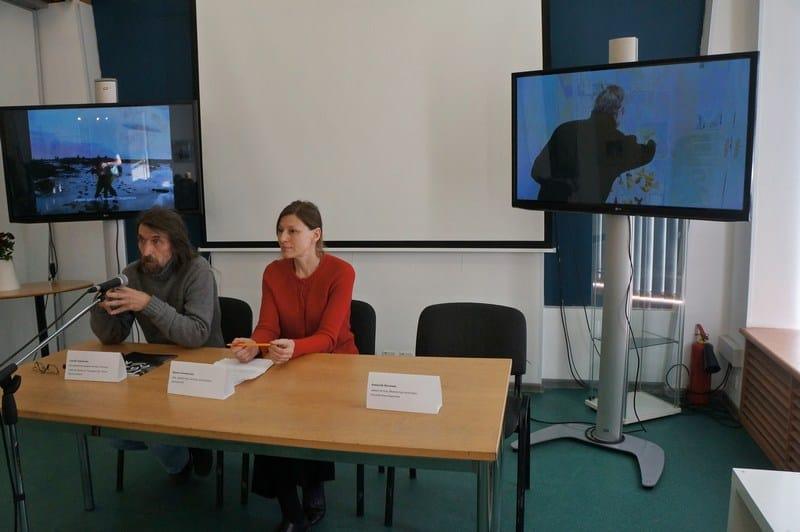 Центр культурных инициатив РК презентовал масштабные творческие проекты «Гандвик бук» и «Арт-Слобода»