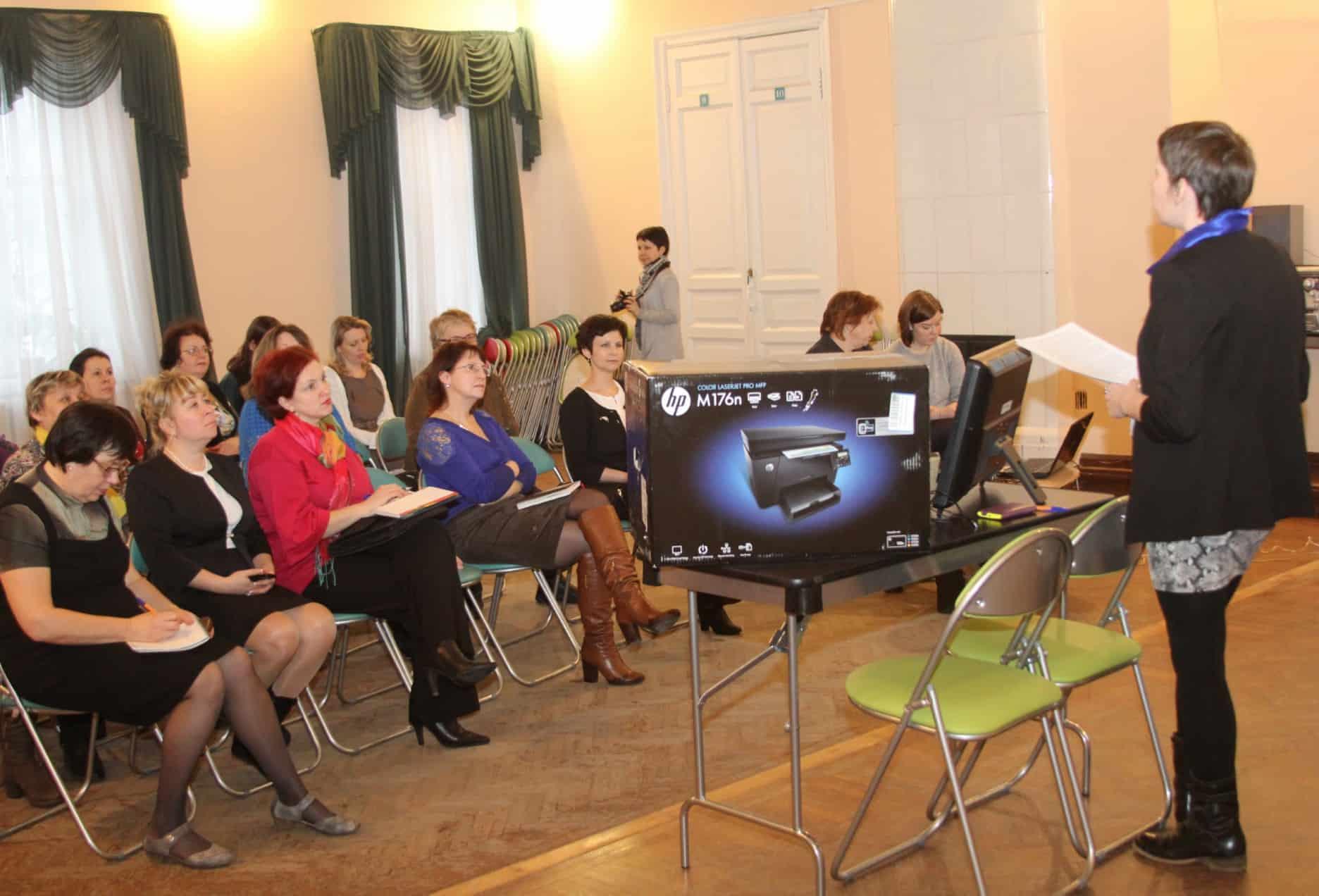 Презентация информационного комплекса системы мониторинга сферы культуры Республики Карелия