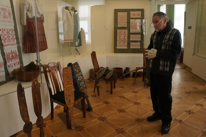 В Музее изобразительных искусств РК  готовится  новая экспозиция народного и декоративно-прикладного искусства