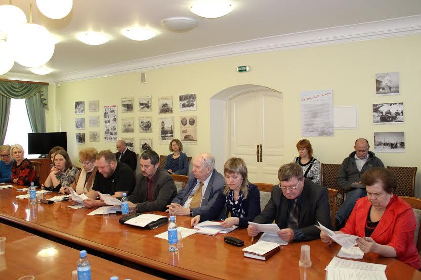 Прошло заседание организационного комитета по проведению в Карелии Года литературы