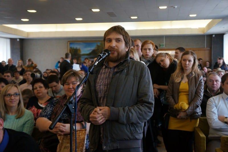 Общественные слушания в Петрозаводске