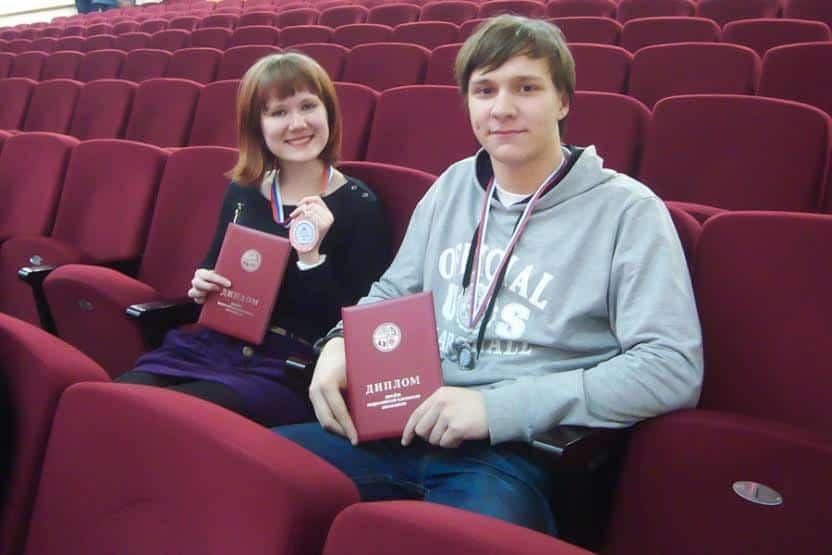 Анастасия Софронова и Валентин Бучнев