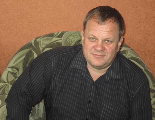 Писатель Сергей Пупышев
