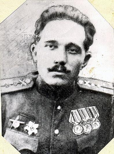 Савелий Романович Джигола, участник боев за освобождение Карелии