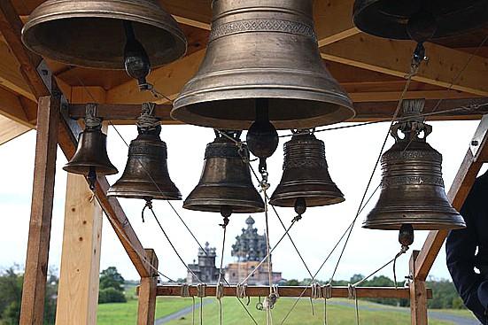 Знаменитые кижские колокола