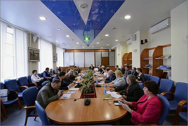 Конференция в ПетрГУ