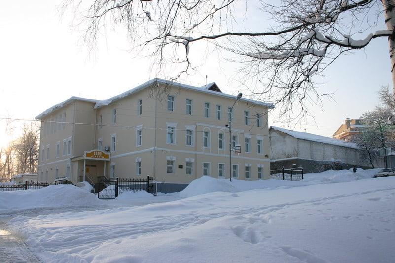 Дом Антонова в начале ХХI века. Фото Владимира Ларионова