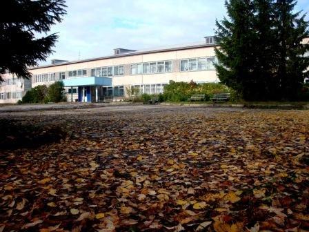 Шуньгская средняя школа